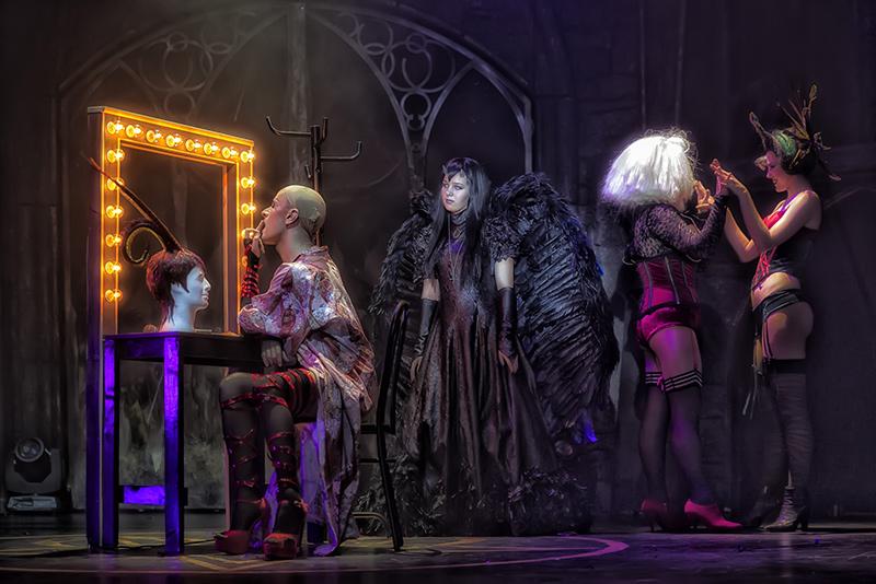 Cabaret Maldito, a Great Interactive Experience. (Interview whit Suso Silva)