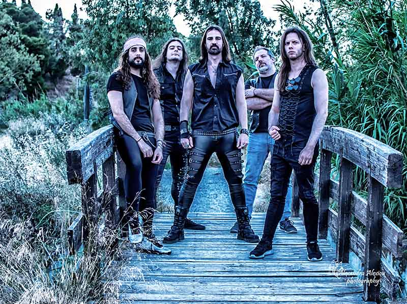 The new Video of the Greek Power Metallers Rhodium