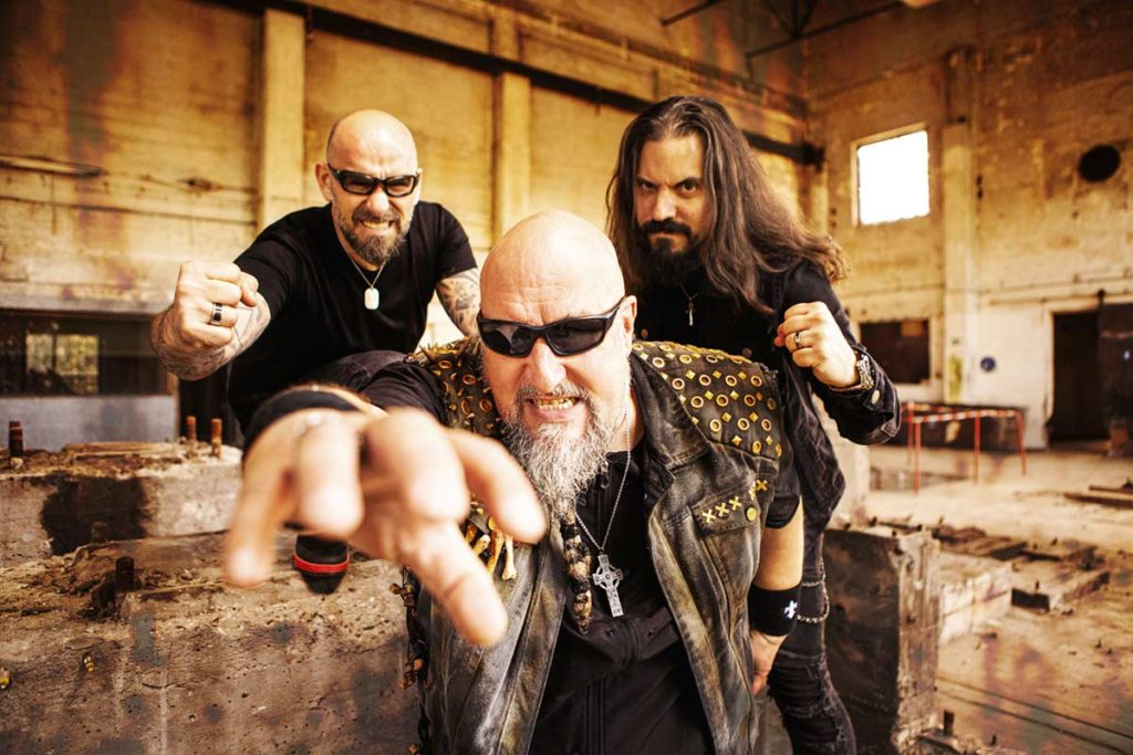 RAGE, the Legendary speed metal band in Athens!